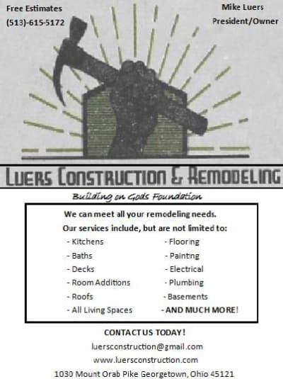 luers construction and remodeling
