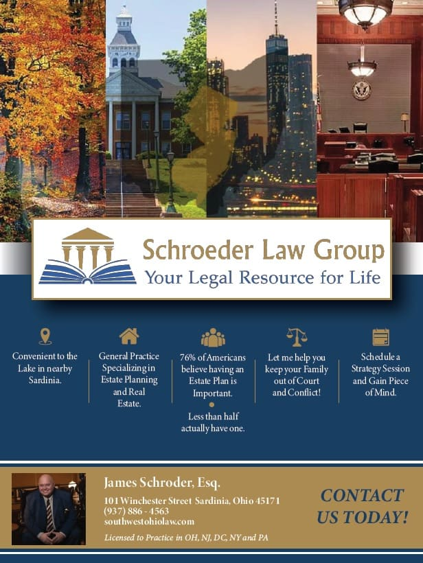 Schroeder Law Group - Your Legal Resource for Life