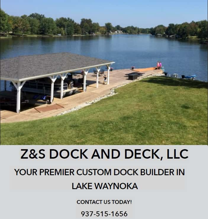 z & s dock and deck, llc advertisement