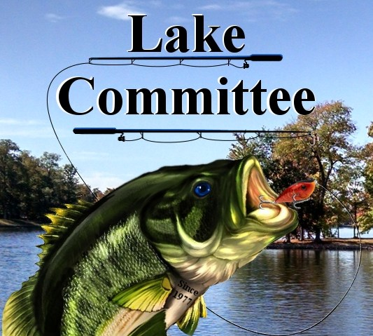 Fishing Club/Lake Committee Logo